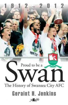 A picture of 'Proud to be a Swan (hardback)' 
