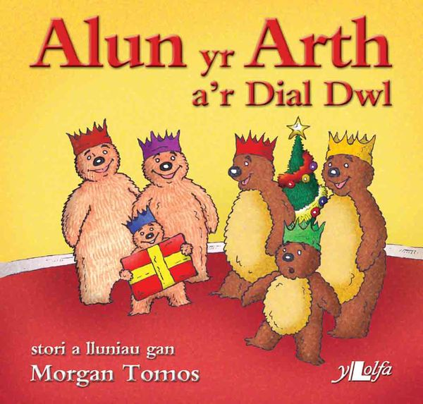 A picture of 'Alun yr Arth a'r Dial Dwl' 