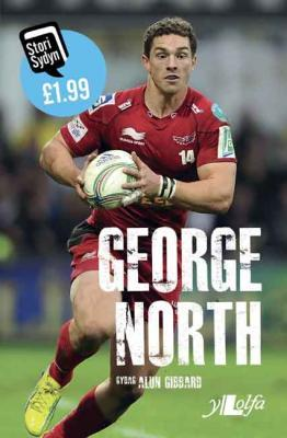 A picture of 'George North' 