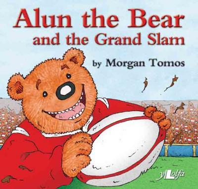 A picture of 'Alun the Bear and the Grand Slam' 