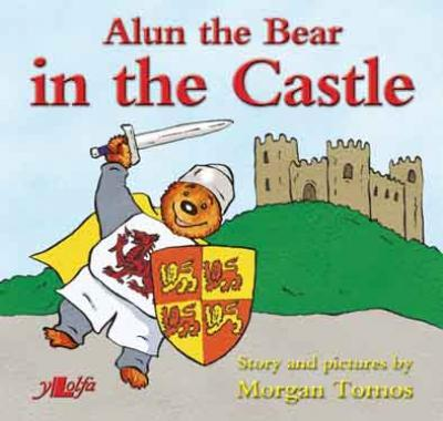 A picture of 'Alun the Bear in the Castle'
