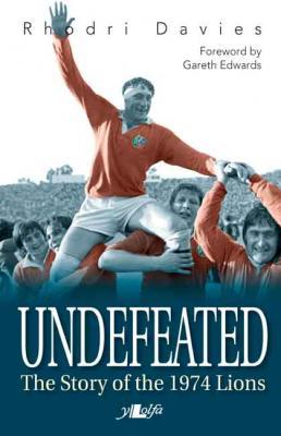 A picture of 'Undefeated: The Story of the 1974 Lions' 