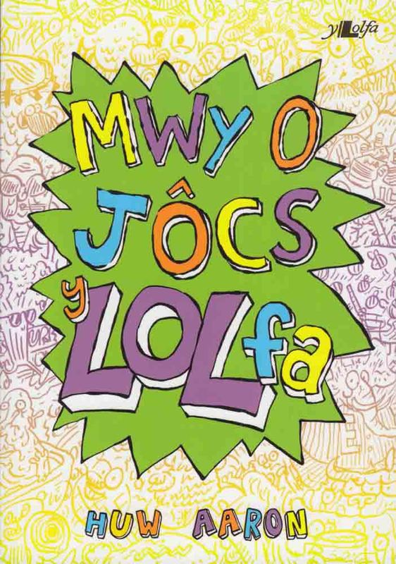 A picture of 'Mwy o Jocs y LOLfa' 