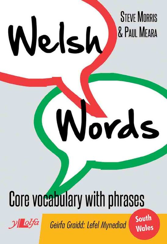Llun o 'Welsh Words: Core vocabulary with phrases (South Wales)' 