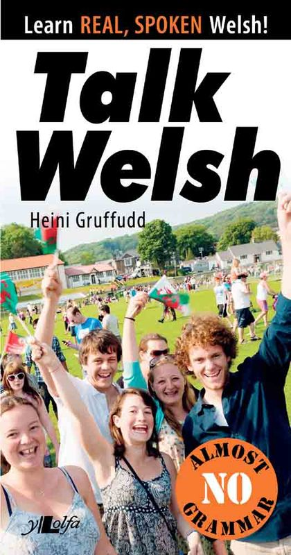A picture of 'Talk Welsh' 