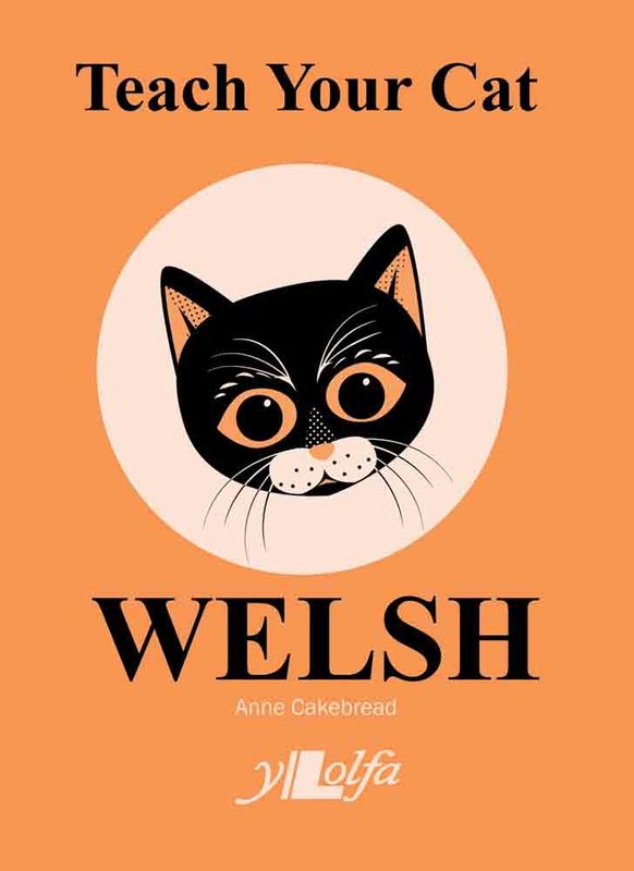 Llun o 'Teach Your Cat Welsh' 