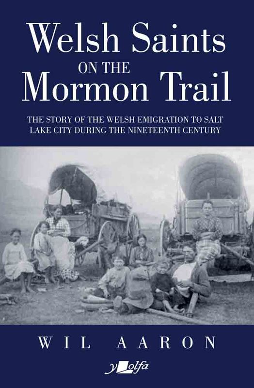 A picture of 'Welsh Saints on the Mormon Trail' 