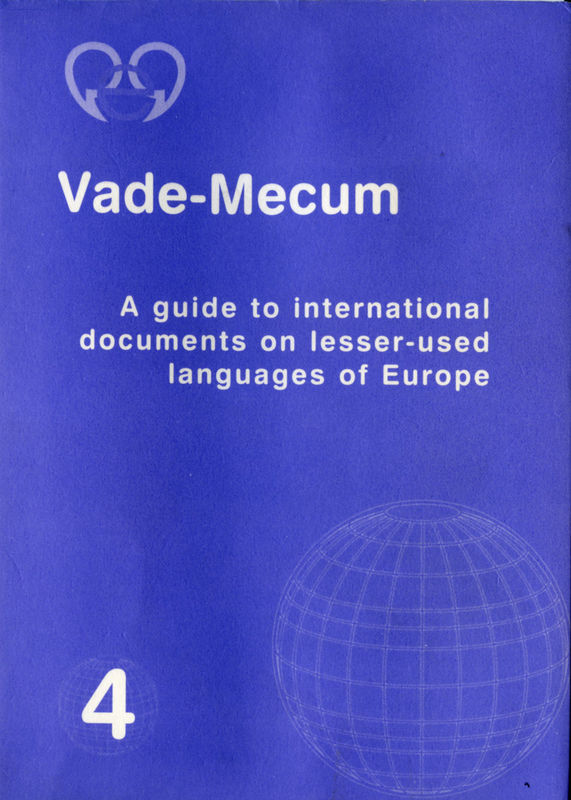 A picture of 'Vade Mecum (facsimile edition – PDF)' 
