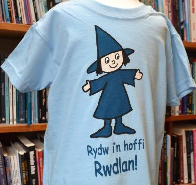 A picture of 'Crys T Rydw i'n Hoffi Rwdlan (Oed 3-4)' 