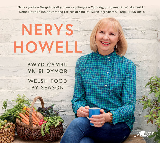 New cookbook celebrates local, seasonal and sustainable Welsh produce