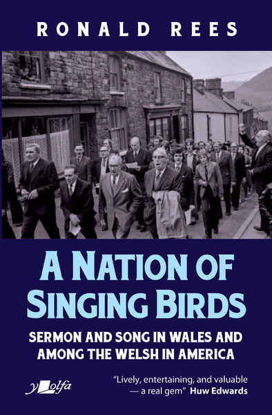 Comprehensive history of Welsh hymns and singing