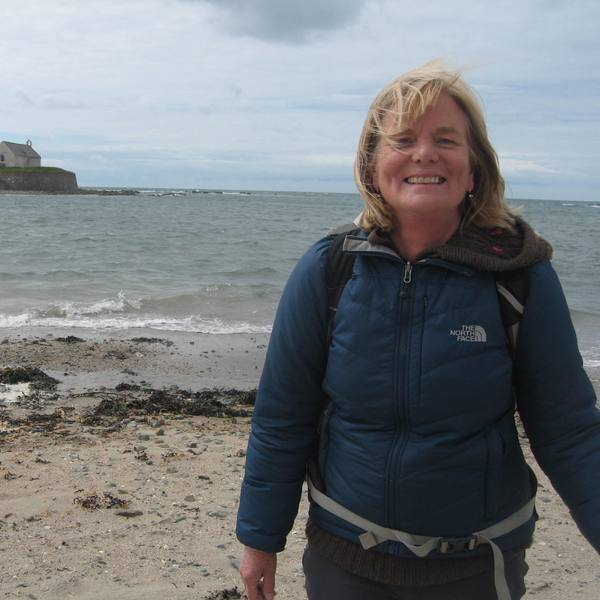 One woman's journey around Wales in search of its holiest sites