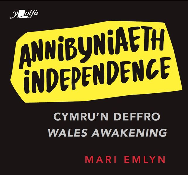 New book celebrates Wales' path to independence!