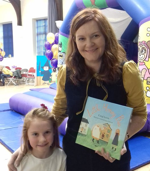 Award-winning Welsh author publishes first children's book in English