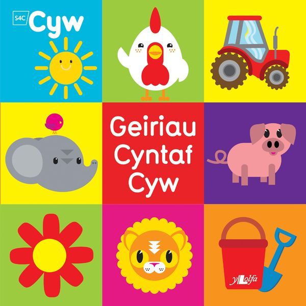 Original Welsh children's book chosen as part of the Welsh Government's flying start scheme