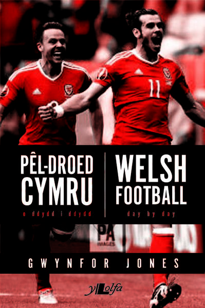 A book celebrating Welsh football