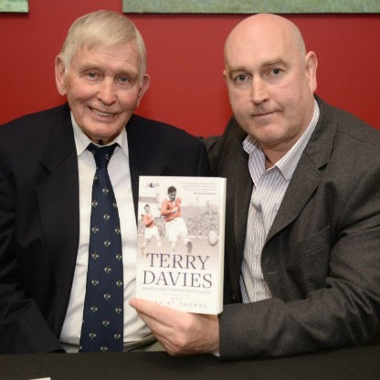 Terry Davies: One of Wales's first rugby superstars