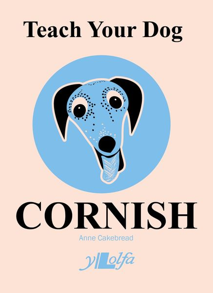 Here's a book with a difference for Cornish learners!