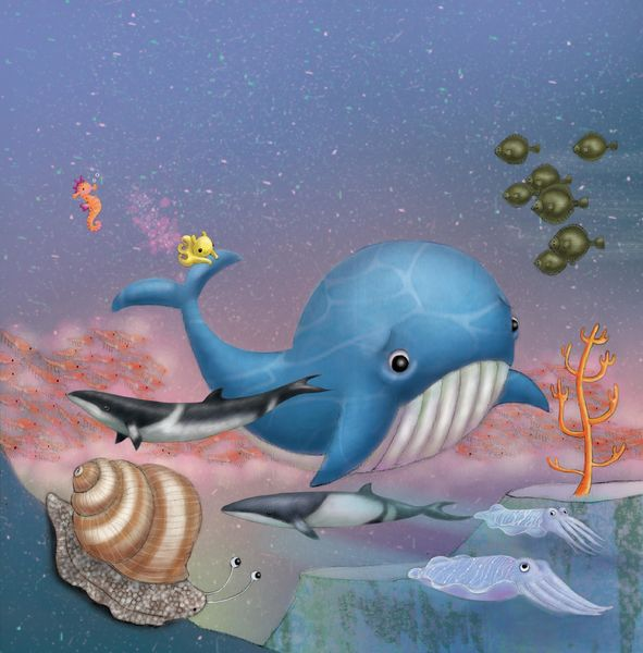 Unusal marine life explored in new children's book